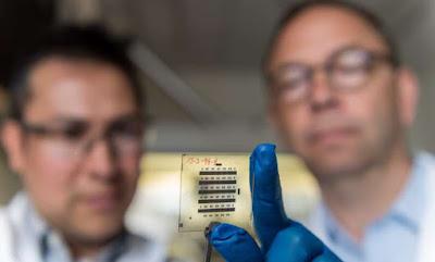 La nanoestructura augmenta l'estabilitat dels transistors orgànics