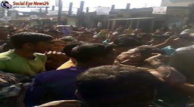 সুনামগঞ্জের ছাতকে বিদ্যুৎ পৃষ্ট হয়ে যুবলীগ নেতা আহত