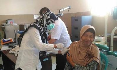 Vaksin Meningitis Siap Digunakan Oleh Jamaah Haji 2017
