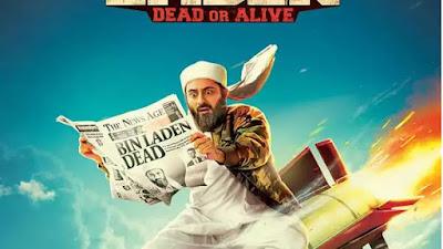 फिल्म तेरे बिन लादेन का पोस्टर