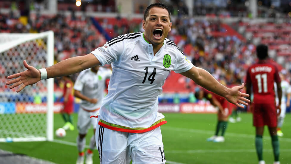 FIFA World Cup 2018: South Korea 1-2 Mexico,Javier Hernandez Scored His 50th International Goal