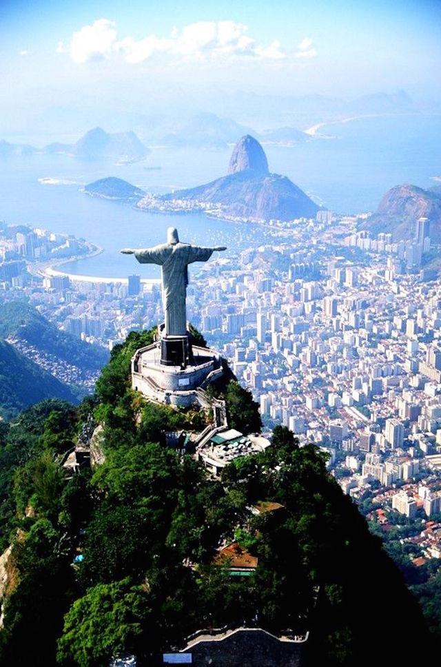 Rio de Janeiro view