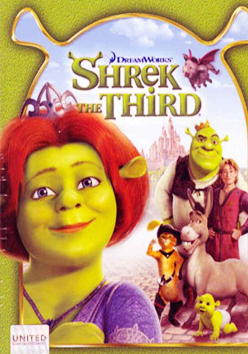 Google Drive Shrek 3