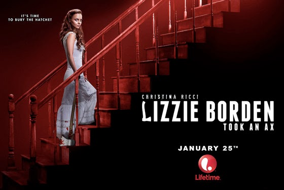 Lizzie Borden Took An Ax Lifetime
