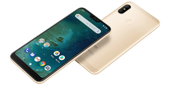 Xiaomi Mi A2 Lite officially announced