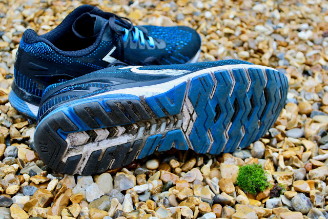 Review - 361 Degrees Strata 3 Running Shoes
