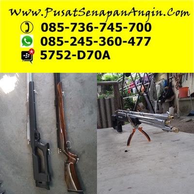Jual senapan gejluk terbaru - shooter Air Rifle