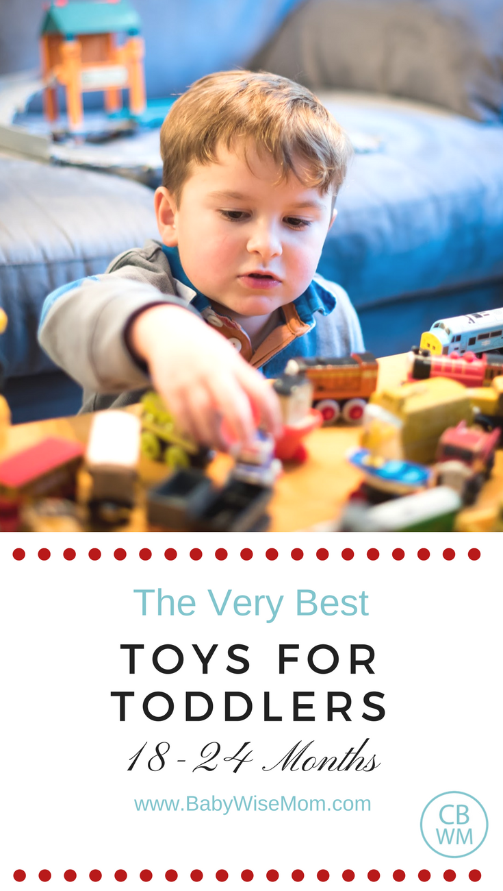 Toys For Boys 18 Months : Best toys for toddler months chronicles of a