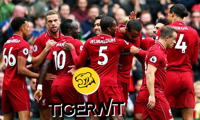 English Football Club Liverpool Partnered With TigerWit