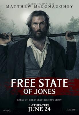 Free State of Jones – Libertate cu orice preț (2016) online subtitrat