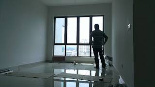 Warih Homestay : Kontraktor Meneliti Ruang Kerja Yang Diperlukan