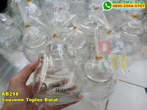 Toko Souvenir Toples Bulat