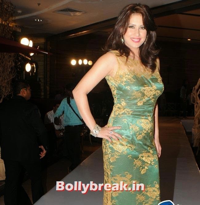 Amrita Raichand, Make a Wish Foundation Fundraiser Fashion Show