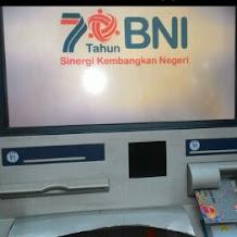 PENTING!! Ganti PIN ATM BNI Anda Tiap 3 Bulan Sekali