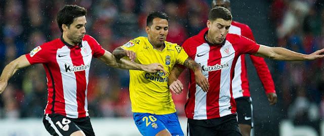 Assistir Athletic de Bilbao x Las Palmas ao vivo grátis em HD 14/04/2017
