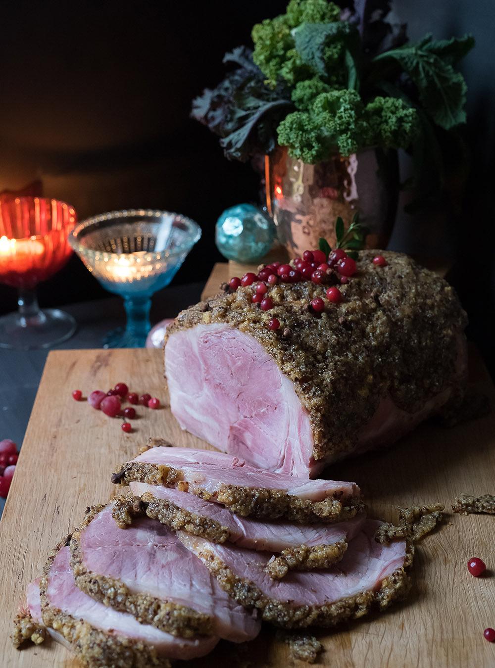 Schwedischer Weihnachtsschinken - Julskinka - Sous Vide