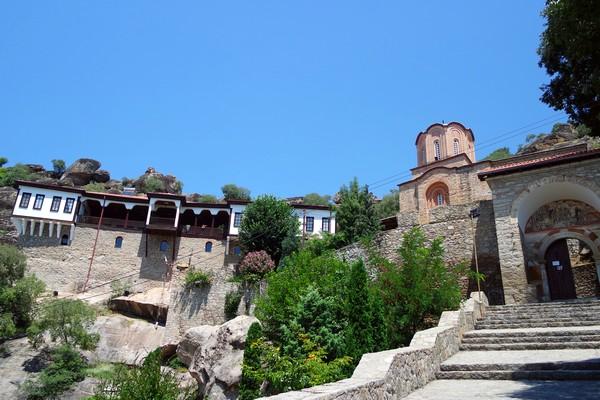 macédoine prilep église monastère saint archange michael
