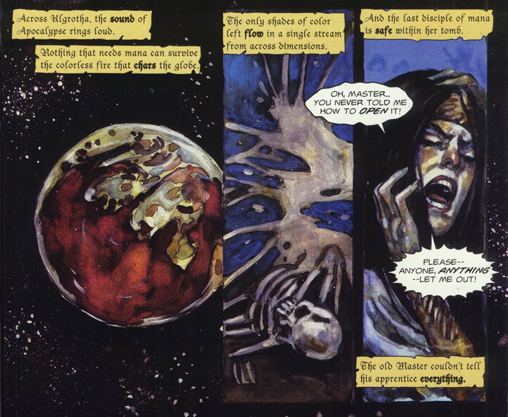 Multiverse in Review: Homelands #1