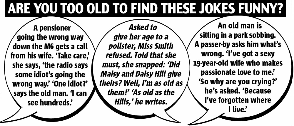 Are You Too Old To Find These <b>Jokes Funny</b>? | <b>Long</b> Term Care Plans