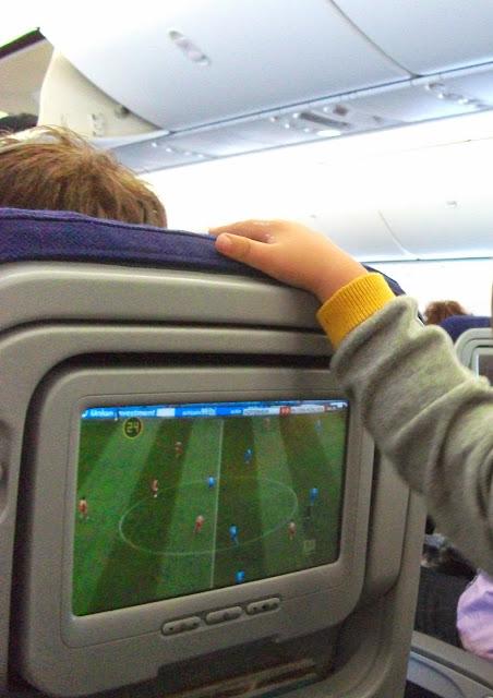 Lufthansa Flugzeuge mit eigenem Entertainmentsystem