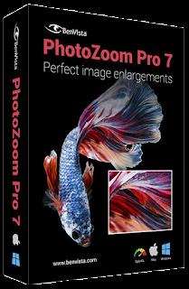 BenVista PhotoZoom Pro 7.1.0