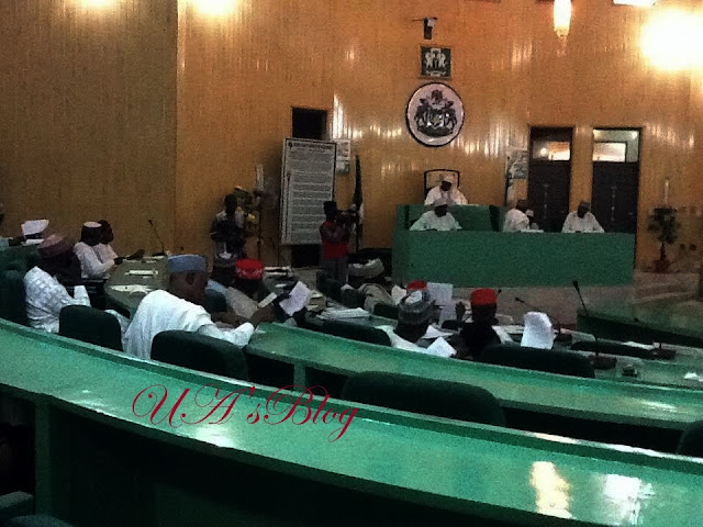 BREAKING: Kano Assembly impeaches Speaker