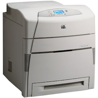 HP Color LaserJet 5550DN Driver Download