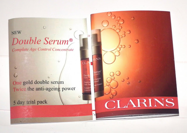 Clarins Serum Made for Aging Face