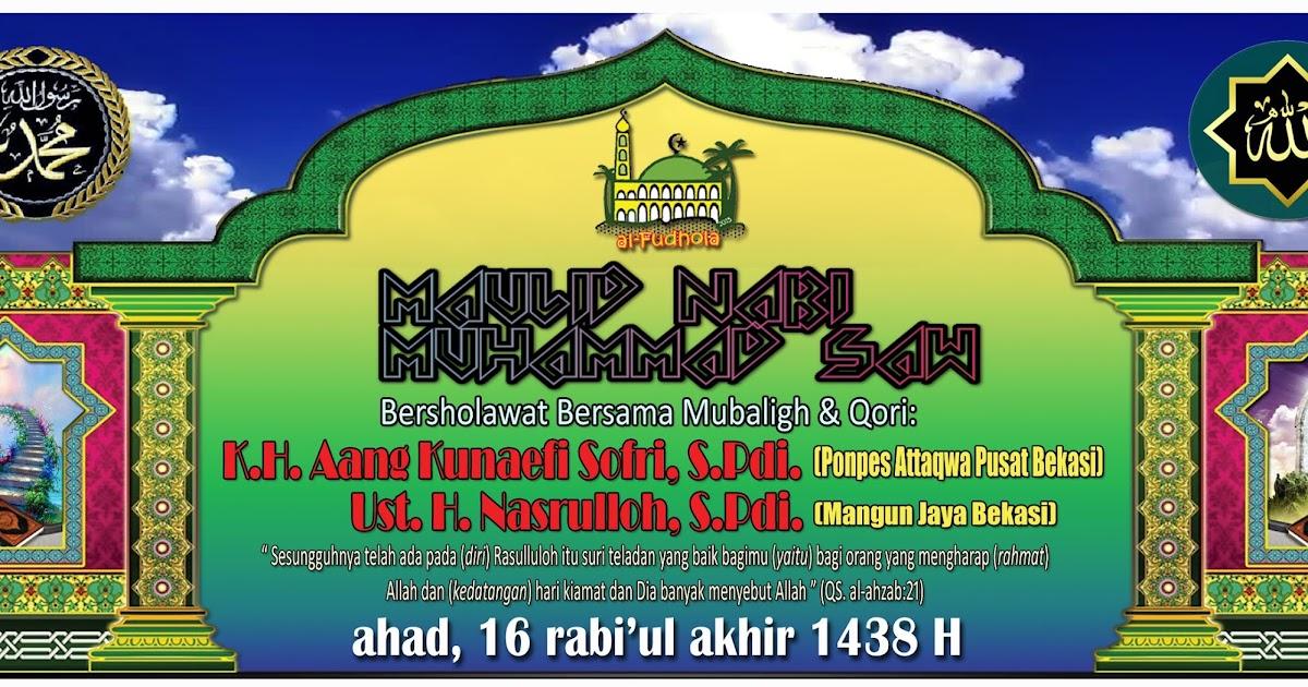 Peringatan Maulid Nabi Di Arab Saudi - Marhaban Ya Ramadhan