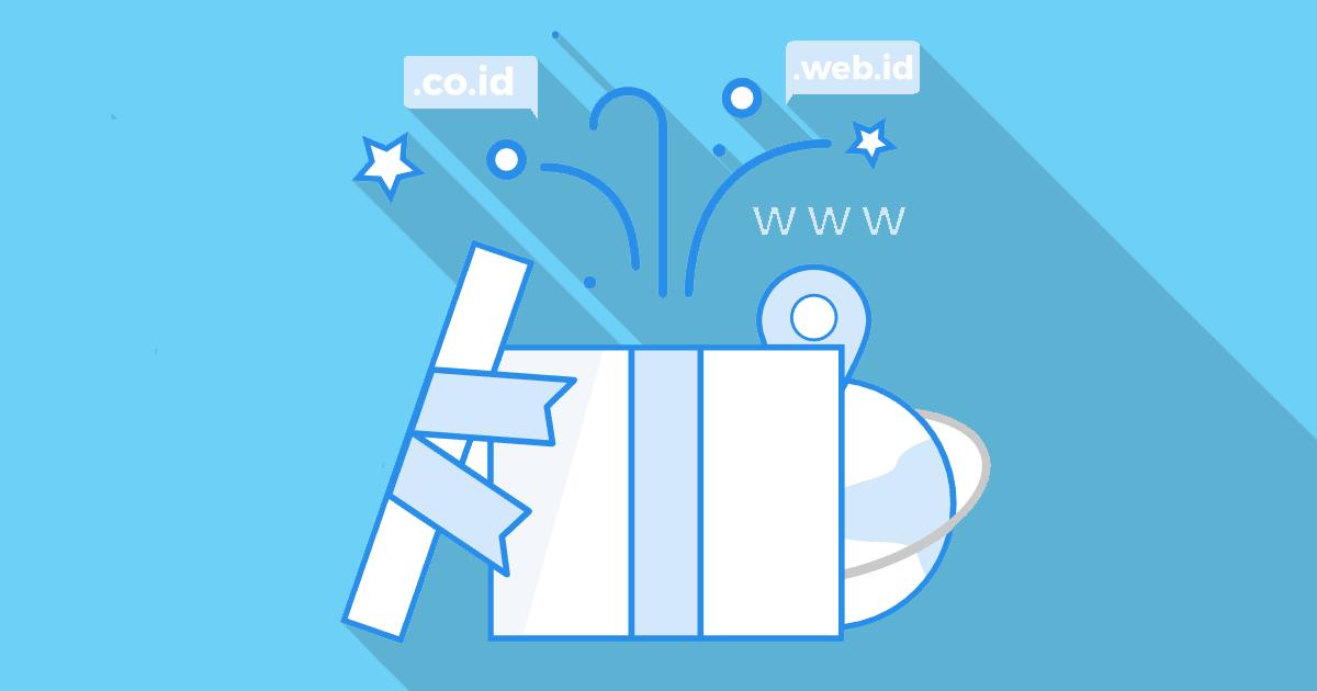 Bagi-Bagi Domain Gratis dari Niagahoster