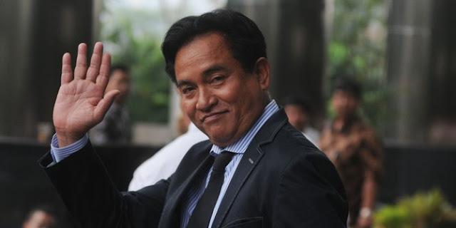 Misi Senyap Yusril Berlabuh ke Jokowi demi Keselamatan PBB