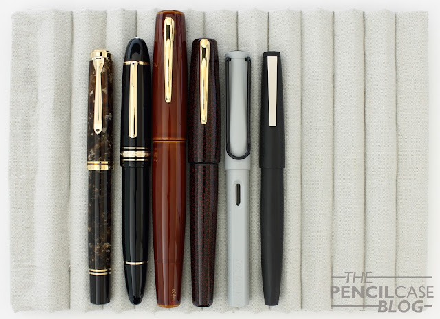Danitrio Mikado Flat-top fountain pen review