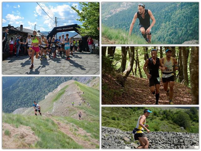 Γιάννενα: ΚΟΝΙΤΣΑ - Με απόλυτη επιτυχία ολοκληρώθηκε το 1ο Grammos Mountain Run