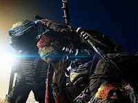 Teenage Mutant Ninja Turtles Out of the Shadows (2016) HDTS Subtitle Indonesia