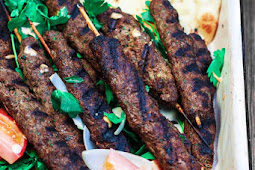 KOFTA KEBAB RECIPE
