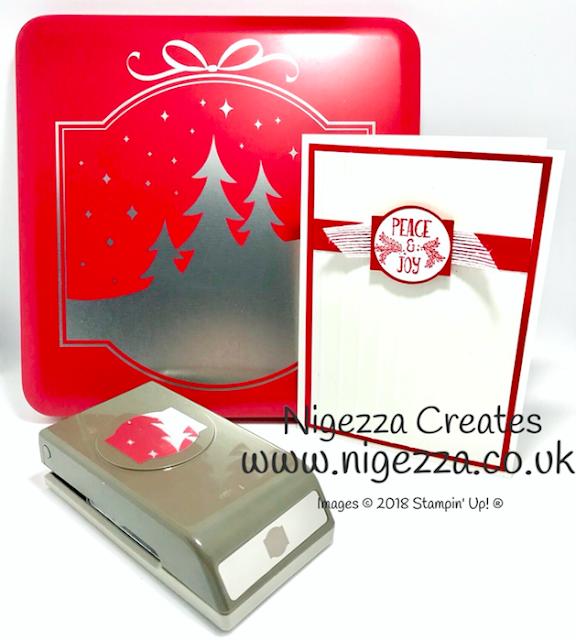 Christmas Traditions Punch Box Showcase Nigezza Creates