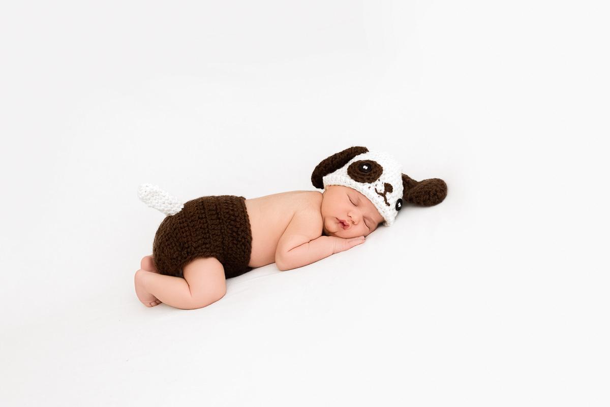 Sesión de fotos de recién nacido a domicilio en Utrera