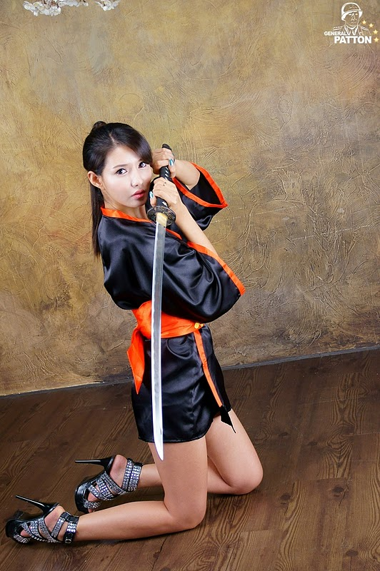 Cha Sun Hwa, Samurai Girl