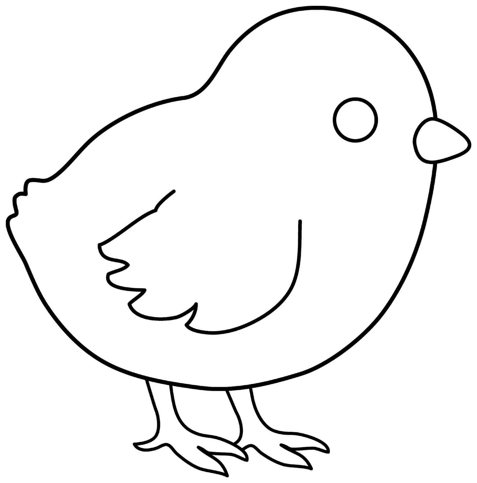 Animasi Kartun Ayam