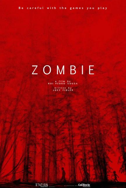Zombie, locandina