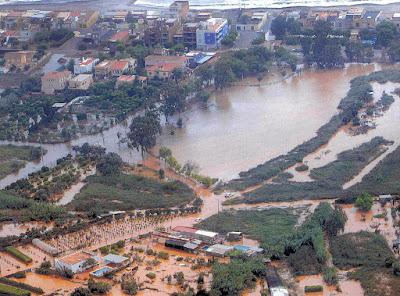 Cebrián pide al Gobierno colaboración en la aplicación de medidas por riesgo de inundabilidad