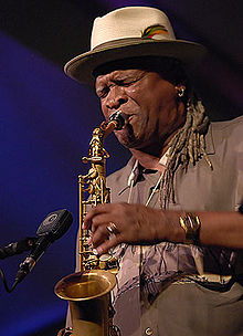 The saxophonist Bobby Watson has performed at Gregory's in Rome
