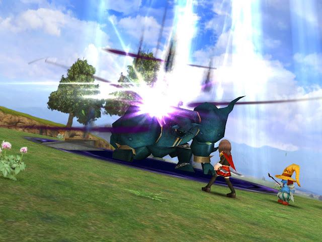 Final Fantasy mobile game