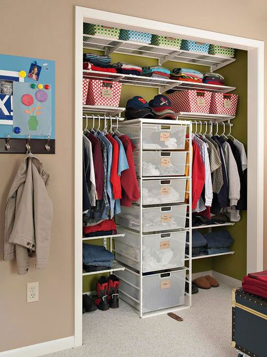 Apartment Ideas:17 ideas For The Proper Organization of The ...