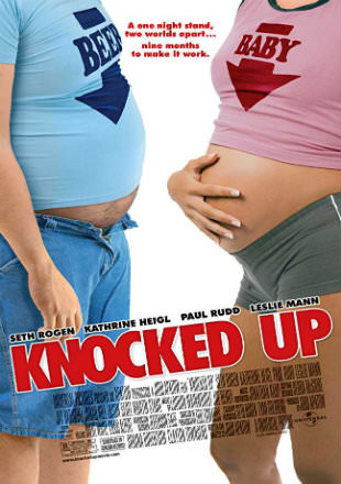 Knocked Up 2007 BRRip 700MB Hindi Dual Audio 720p Watch Online Full Movie Download bolly4u