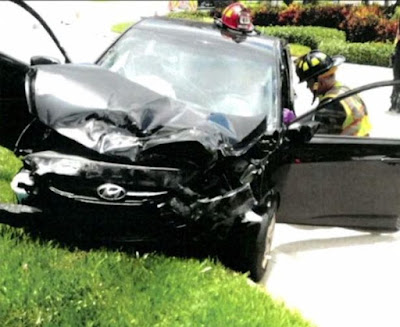 First Video Of Tennis star Venus Williams' Car Crash Emerge