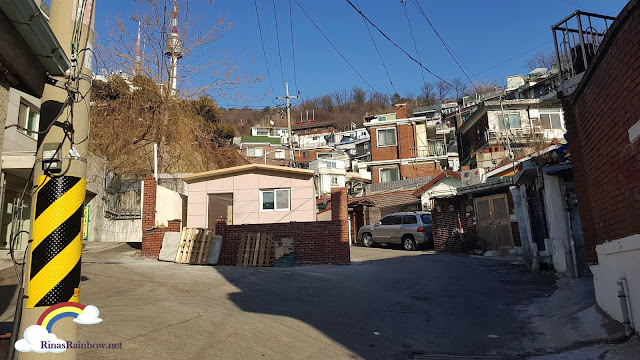 Seoul neighborhood