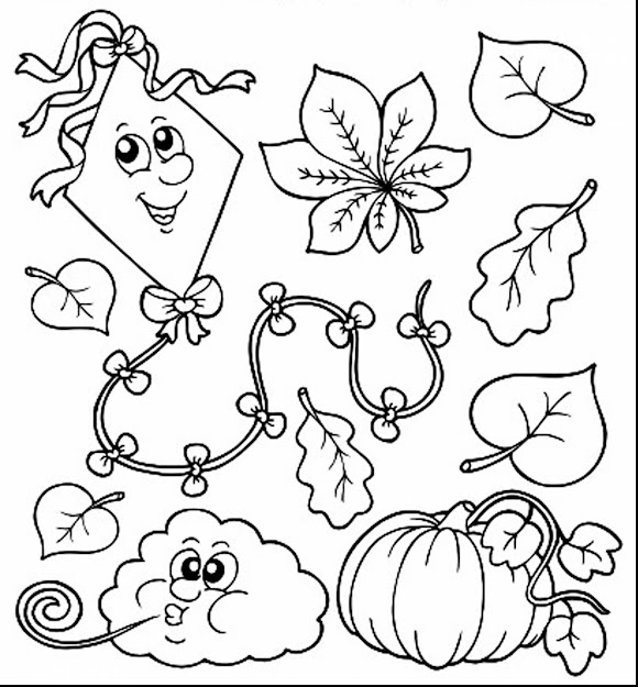 Awesome Kids Fall Printable Coloring Pages With Printable Fall Coloring  Pages And Printable Fall Coloring Pages