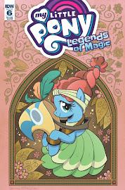 MLP Legends of Magic #6 Comic