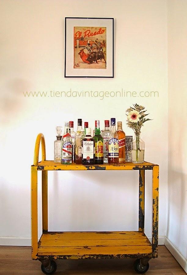 Mueble vintage estilo industrial comprar online